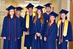 2019 South Baldwin Christian Academy Graduates