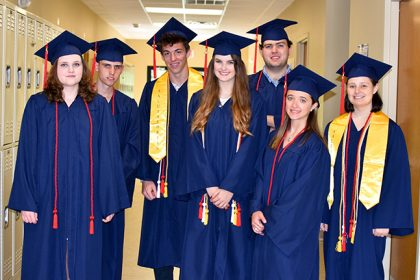 2019 South Baldwin Christian Academy Graduates