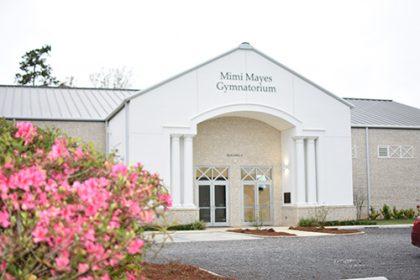 Mimi Mayes Gymnatorium