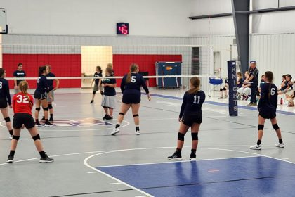 South Baldwin Christian Academy Athletics Volleyball